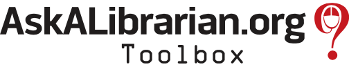 Ask a Librarian Toolbox